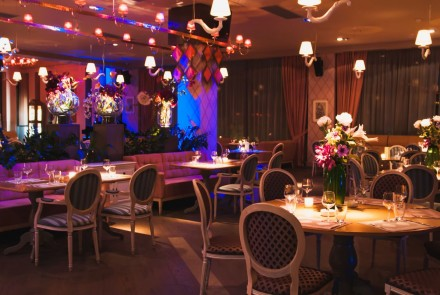 AGO Restaurant Herastrau